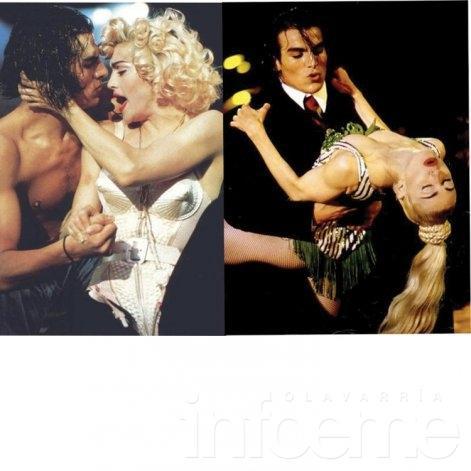 Slam, el bailarín de Madonna estará en la Ciudad