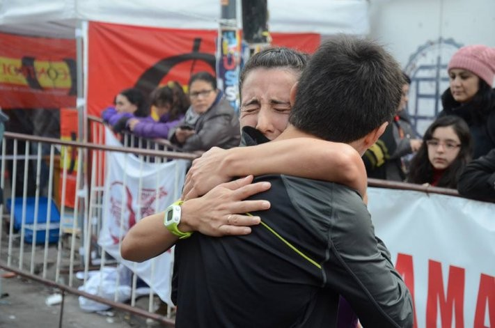 La Maratón SEM fue toda de los Fernández