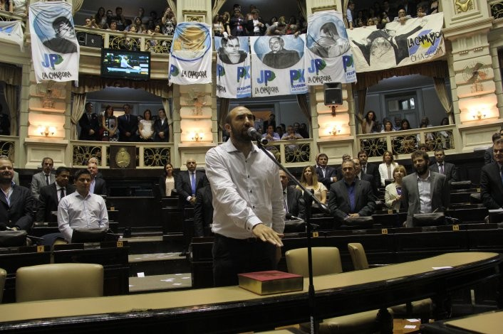 Valicenti renovó su mandato en Diputados
