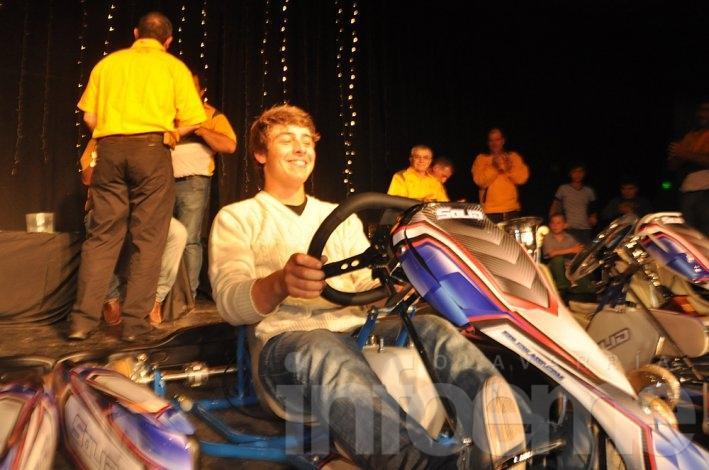 El Karting vivió otra noche mágica en el CEMO