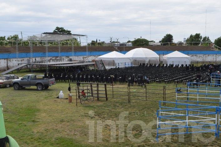 Este martes comienza el Festival Nacional de Doma y Folclore de nuestra ciudad