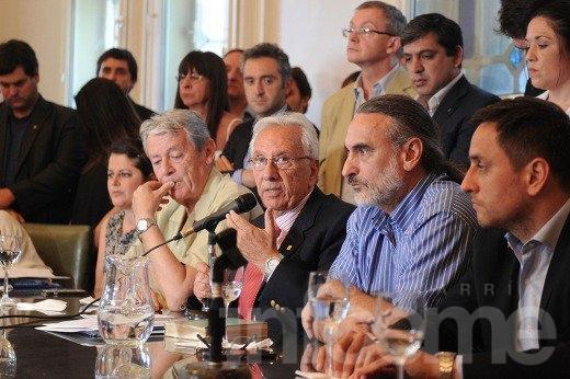 El bloque del FPV no asistirá a la asunción de Macri