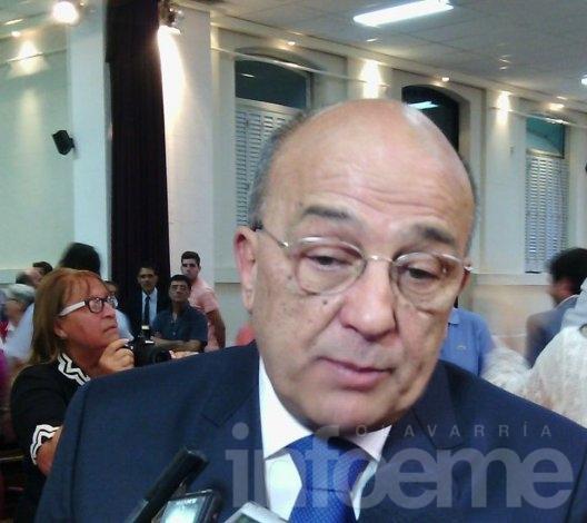 Presupuesto, delegados en las localidades y emoción en las palabras de Larreche