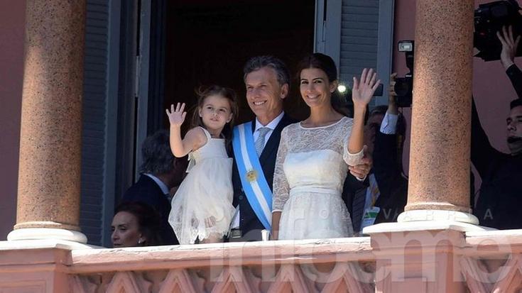 Mauricio Macri asumió  la presidencia del país