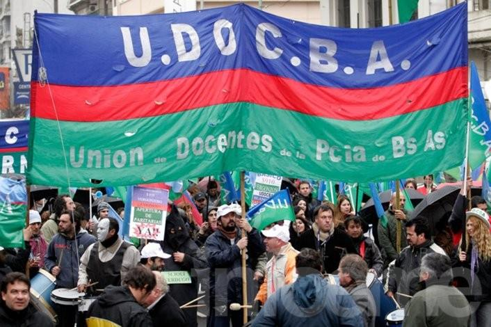Vidal convocó a Udocba para negociar paritarias