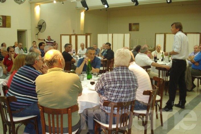 Coopelectric: encuentro de fin de año en el club Pueblo Nuevo