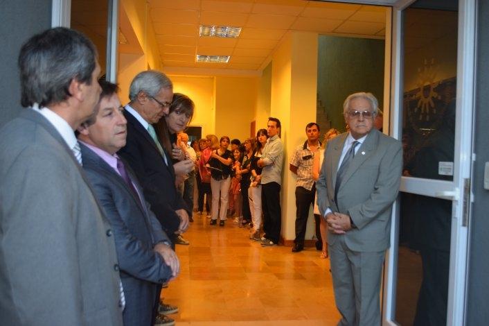 Inauguración de nueva sede y asunción de autoridades en el Colegio de Ingenieros