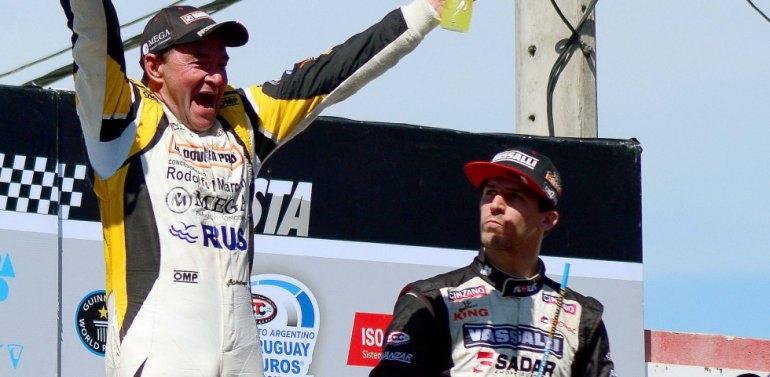 """TC: La corona quedó en las manos del """"Gurí"""" Martínez"""