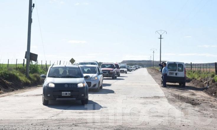 """Proponen llamar """"Camino de los Ancestros"""" a la obra de Sierras Bayas- San Miguel"""