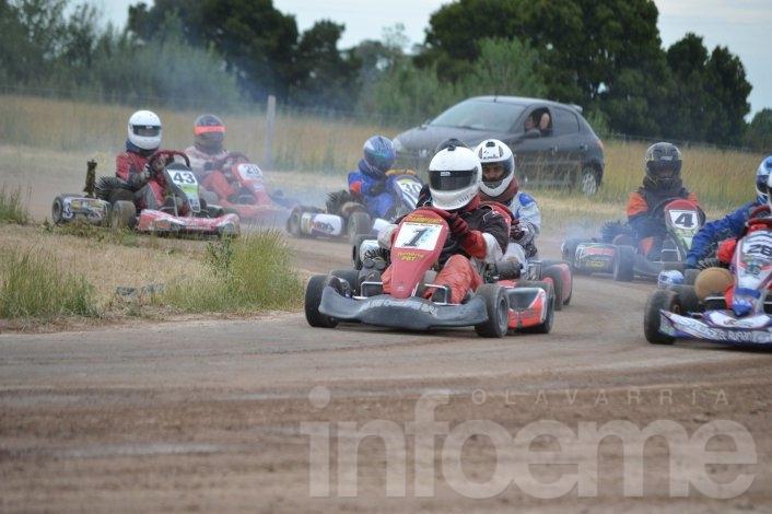 El Karting cerró el año reinaugurado el kartódromo del AMCO