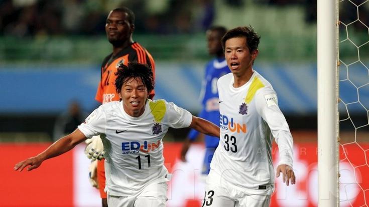 Mundial de Clubes: Sanfrecce goleó al Mazembe y será el rival de River en semifinales
