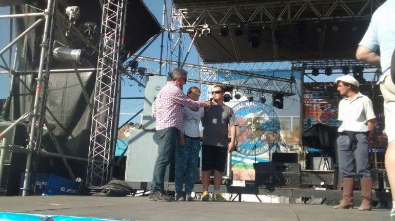Rifa del Festival: el premio mayor para un olavarriense