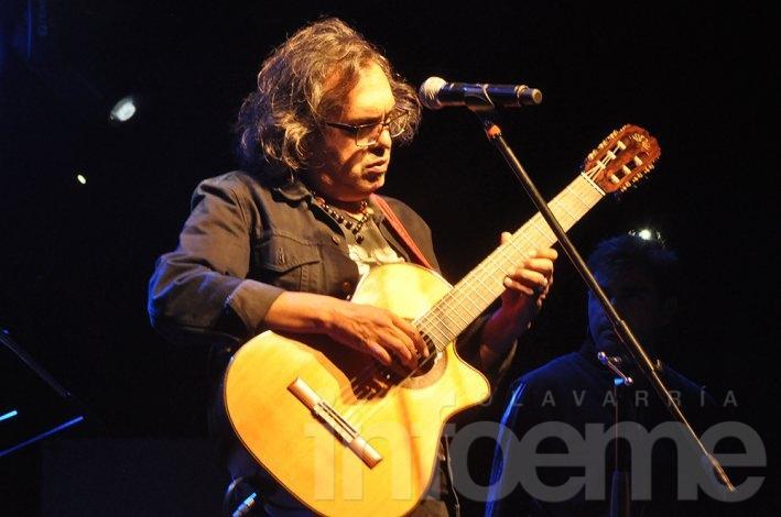 Carlos Ramón Fernández y Los Nocheros, el broche de oro del Festival