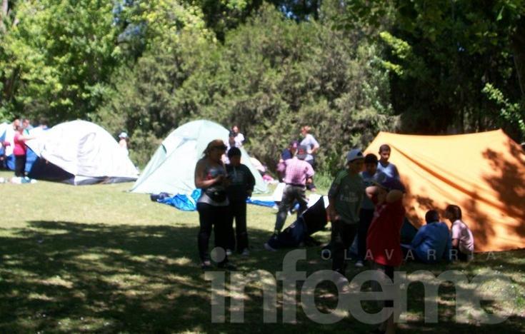 Se realizaron los Campamentos Rurales
