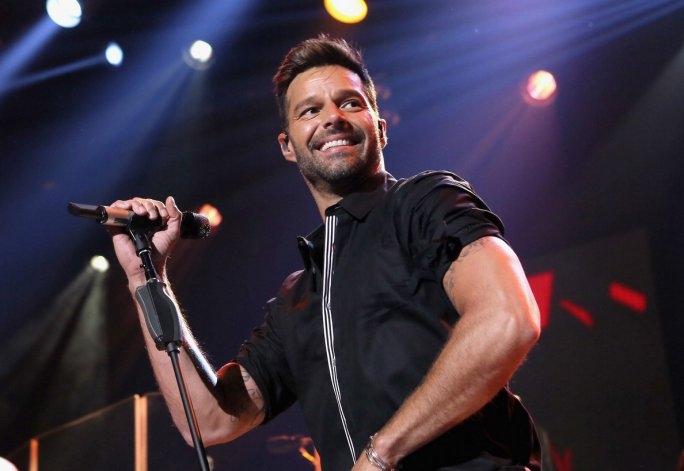 Ricky Martin estará en Olavarría en 2016