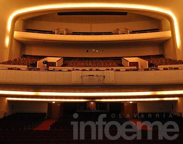 Por peligro de derrumbe cierran el Teatro Municipal por quince días