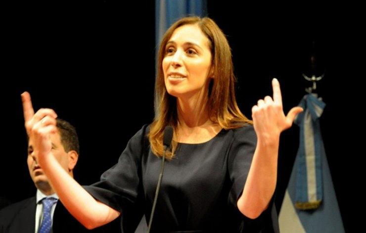 Vidal recibe a los docentes y luego a los Intendentes