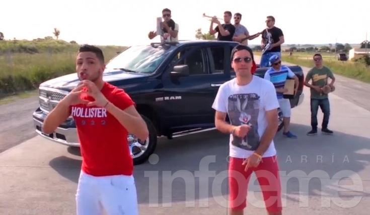 El grupo local Alta Gamma presentó su segundo videoclip