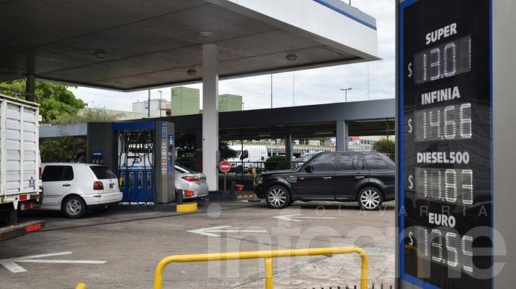 Advierten que el precio de la nafta puede llegar a los 20 pesos