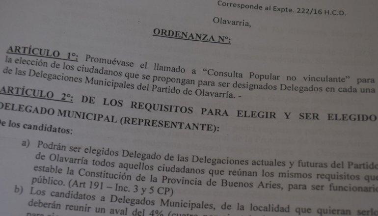 Elección de Delegados: ¿Cuáles son las diferencias entre el decreto y la ordenanza?