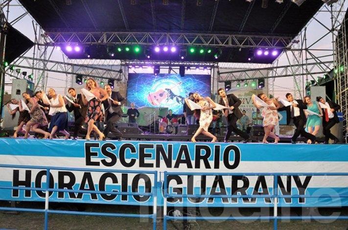 Cronograma del Festival Nacional de Doma y Folklore