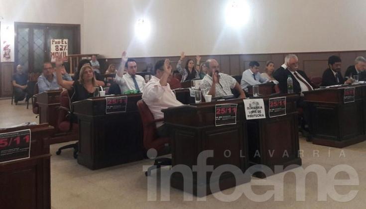 Aumento de tasas: Bloque eseverrista pide que se trate el jueves 15