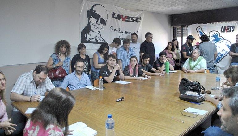 Facultad de Sociales: eligieron autoridades para el período 2017 - 2020