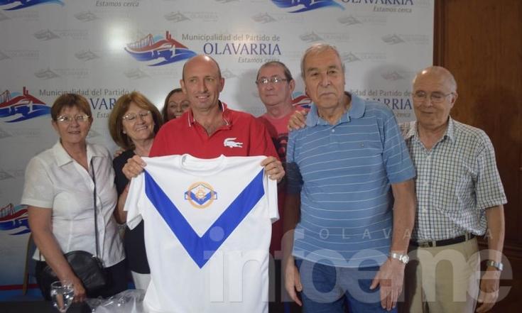Gustavo Tavernini fue declarado Personalidad Destacada del Deporte
