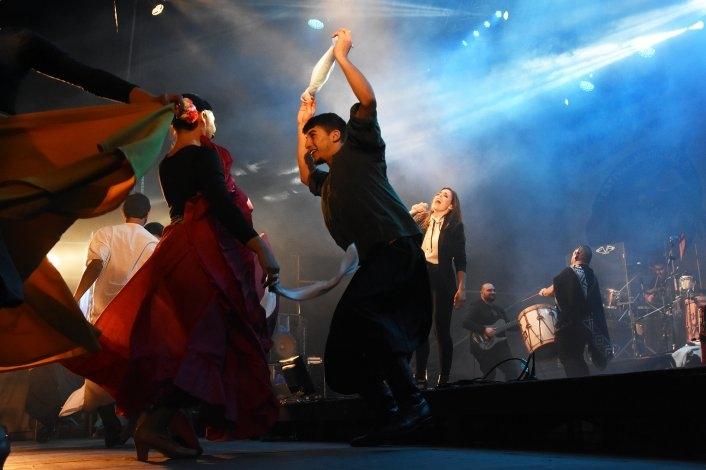 Soledad hizo bailar a todos de la mano de sus clásicos