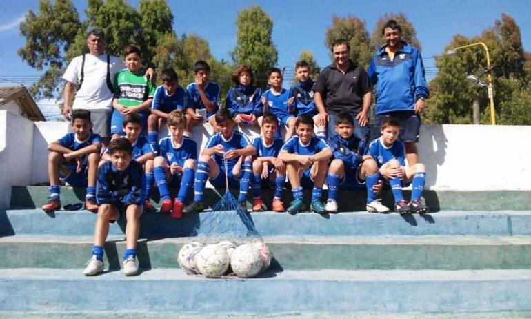 La categoría 2004 de El Fortín pasó a semifinales del Torneo