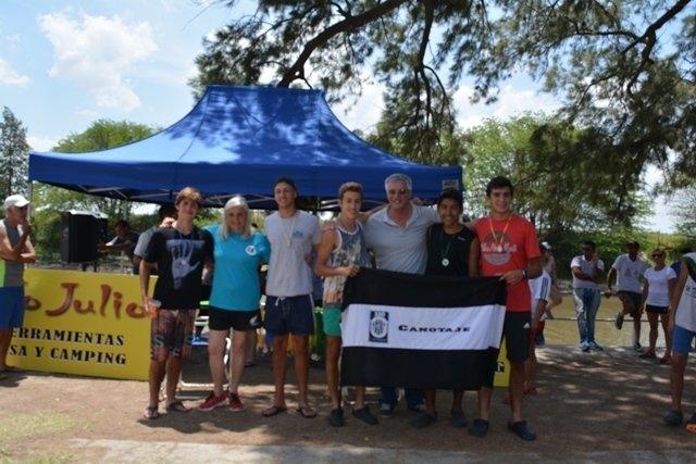 Estudiantes subcampeón de la Febocak