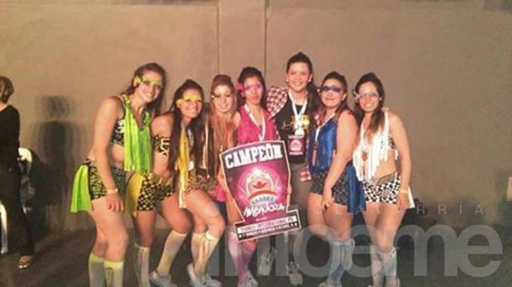 Más campeonas en Mendoza
