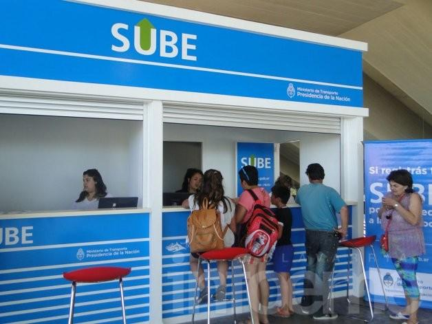 Comienza la entrega de tarjetas SUBE en las localidades