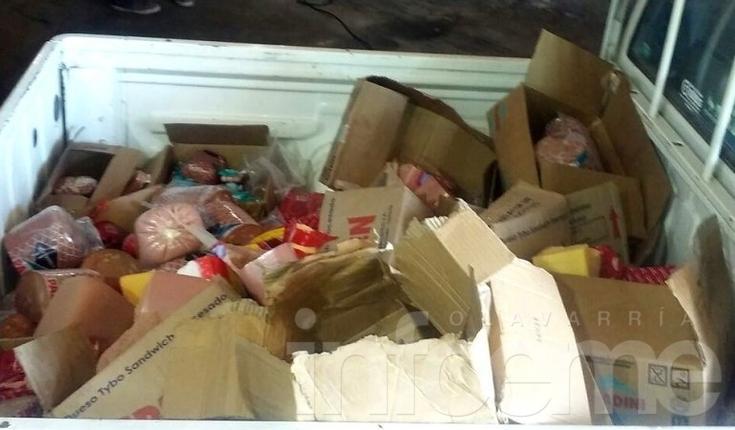Decomisaron 250 kilos de fiambres en mal estado