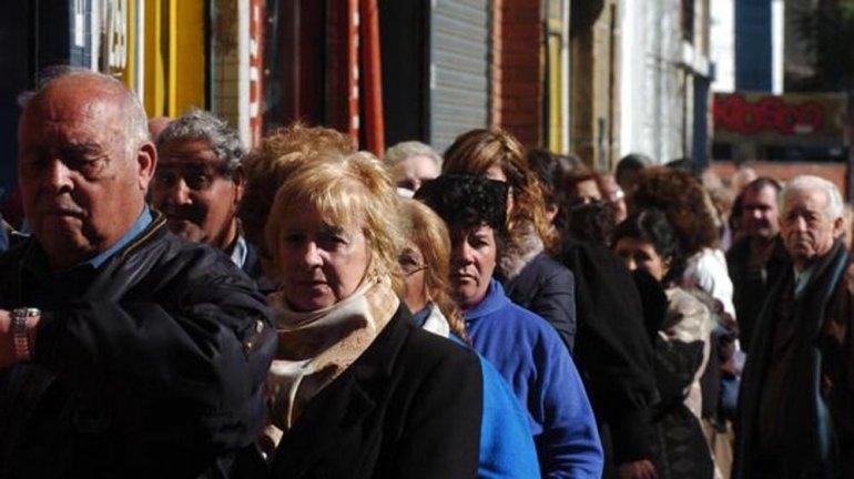 Bono fin de año: será de mil pesos a jubilados que cobran la mínima