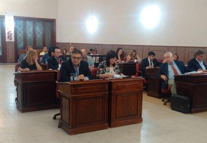 Sesión por la suba de tasas: bloques opositores impusieron proyecto alternativo