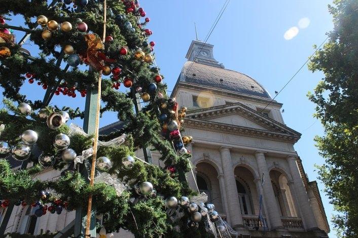 Papá Noel visitará el Municipio el próximo lunes