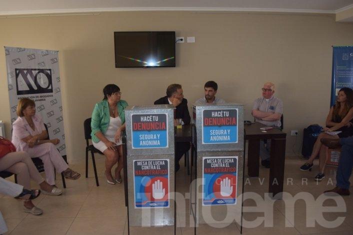 Desde el lunes se dispondrán urnas para denunciar el narcotráfico