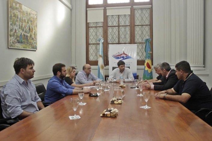 La Mesa de Trabajo Regional se reunió en Olavarría