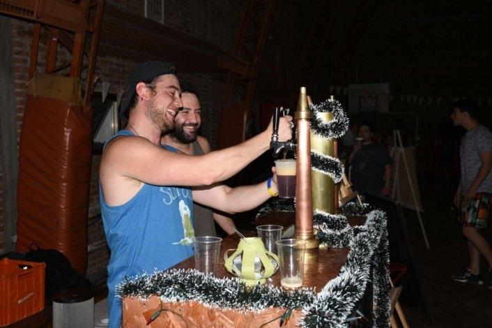 Se realizó el segundo encuentro cervecero