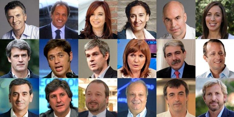 Sólo 1 de cada 10 argentinos tiene un concepto positivo de sus políticos