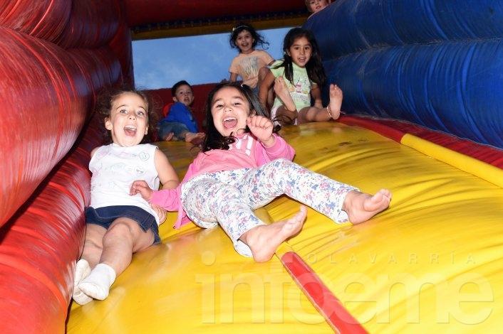 Hay un Boom! en la ciudad: Salón de eventos y Escuelita de verano