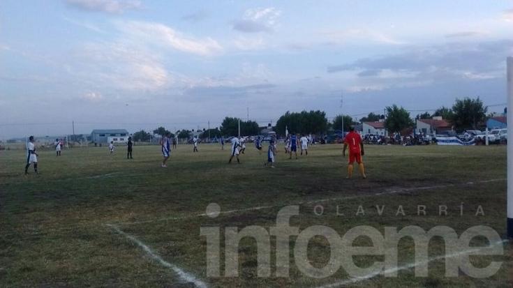 Sierra Chica FC tiene su cancha