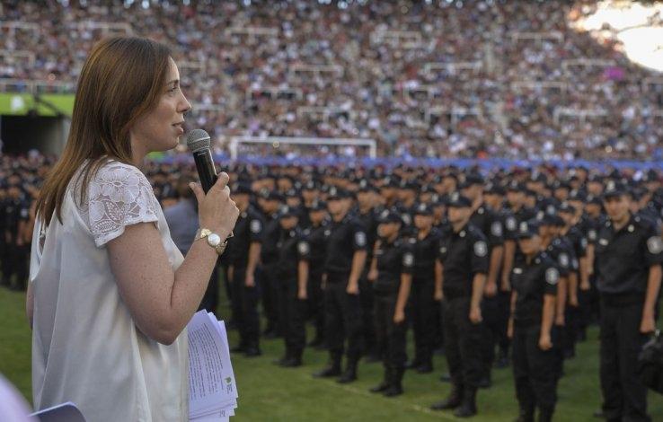 """La provincia otorgará """"un reconocimiento"""" a agentes de calle"""