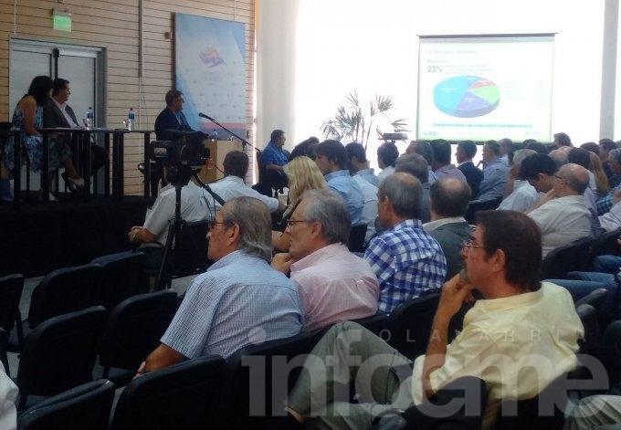 Comenzó la audiencia pública por la tarifa eléctrica