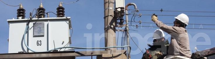 Sin energía eléctrica en varios barrios de la Ciudad