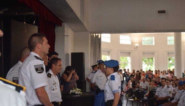 Egresaron 46 nuevos efectivos de Policía Local