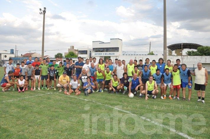 Llega la 18ª edición del Fútbol Solidario
