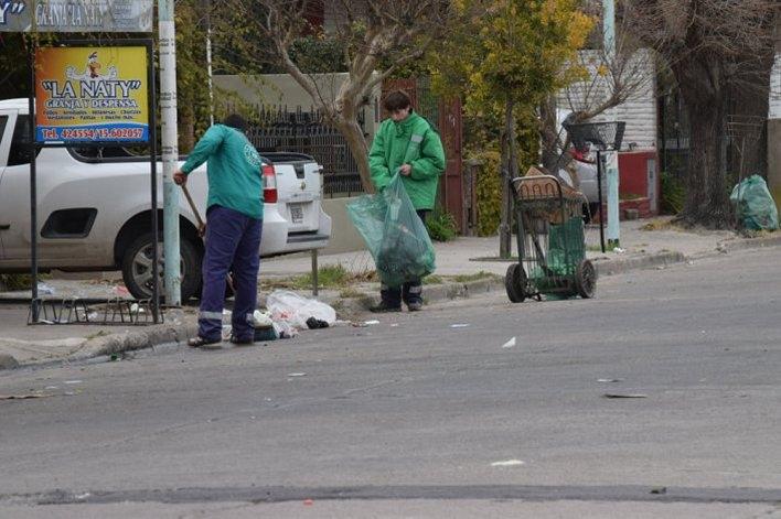 ¿Habrá recolección de residuos para las Fiestas?