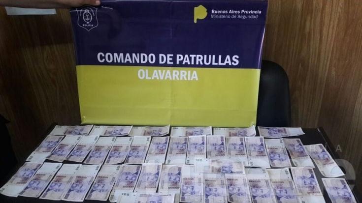 Dos mujeres y una menor robaron dinero y quedaron aprehendidas